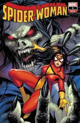 Marvel Comics's Spider-Woman Issue # 1ck