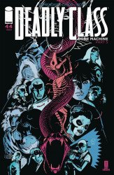 Image Comics's Deadly Class Issue # 44