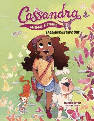 Graphic Universe's Cassandra: Animal Psychic Soft Cover # 1