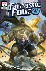 Marvel Comics's Fantastic Four Issue # 1forbidden planet