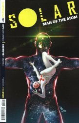 Dynamite Entertainment's Solar, Man of the Atom Issue # 5d