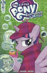 IDW Publishing's My Little Pony: Friendship is Magic Issue # 83