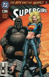 DC Comics's Supergirl Issue # 4b