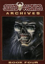 Caliber Entertainment's Deadworld Archives TPB # 4