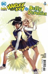 DC Comics's Harley & Ivy Meet Betty & Veronica Issue # 3b