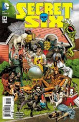 DC Comics's Secret Six Issue # 14
