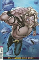 DC Comics's Aquaman Issue # 54b