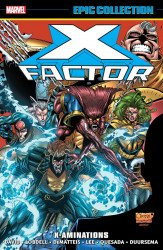 Marvel Comics's X-Factor: Epic Collection TPB # 8