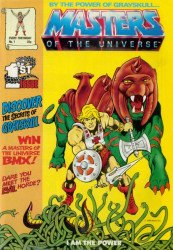 London Editions Magazines's Masters of the Universe Issue # 1