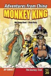 JR Comics's Adventures from China: Monkey King Issue # 20