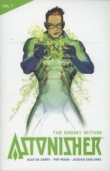 Lion Forge Comics's Catalyst: Prime Astonisher TPB # 1