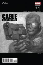 Marvel Comics's Cable Issue # 1b