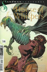 Vertigo's House of Whispers Issue # 14