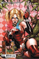 DC Comics's Harley Quinn and Poison Ivy Issue # 6b