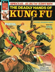 Marvel Comics's Deadly Hands of Kung Fu Special # 1