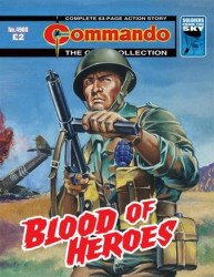 D.C. Thomson & Co.'s Commando: For Action and Adventure Issue # 4960