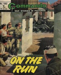 D.C. Thomson & Co.'s Commando: War Stories in Pictures Issue # 1002