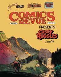 Manuscript Press's Comics Revue Presents Issue # 41