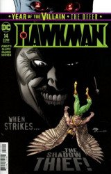 DC Comics's Hawkman Issue # 14
