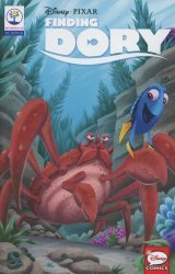 Joe Books's Finding Dory Issue # 3
