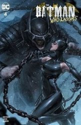 DC Comics's Batman Who Laughs Issue # 4c