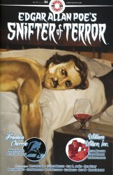 Ahoy Comics's Edgar Allan Poe's Snifter of Terror Issue # 6