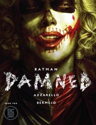 Black Label's Batman: Damned Issue # 2
