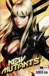Marvel Comics's New Mutants Issue # 1h