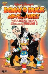 Gemstone Publishing's Walt Disney's Barks / Rosa Collection TPB # 2