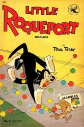 St. John Publishing Co.'s Little Roquefort Comics Issue # 3