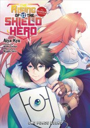 One Peace Books's The Rising of the Shield Hero: The Manga Companion Soft Cover # 12