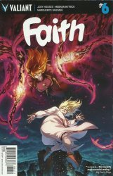 Valiant Entertainment's Faith Issue # 6