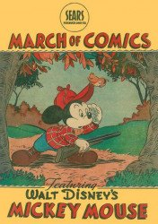Western Printing Co.'s March of Comics Issue # 27g