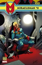 Marvel's Miracleman Issue # 11c