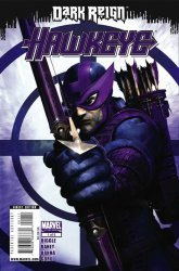 Marvel Comics's Dark Reign: Hawkeye Issue # 1