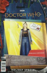 Titan Comics's Doctor Who: The 13th Doctor - Holiday Special Issue # 1c