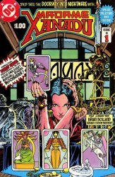 DC Comics's Madame Xanadu Issue # 1