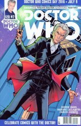 Titan Comics's Doctor Who: 12th Doctor Year Two Issue # 7e