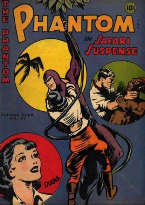phantom comic book price guide