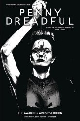 Titan Comics's Penny Dreadful Hard Cover # 1