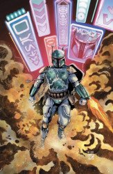 Marvel Comics's Star Wars: War of the Bounty Hunters - Alpha Issue # 1unknown-b