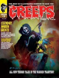 Warrant Publishing's The Creeps Issue # 7