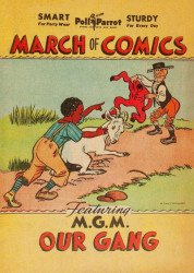 Western Printing Co.'s March of Comics Issue nn (# 3)-e