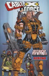 Marvel Comics's Cable & X-Force: Onslaught Rising TPB # 1