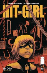 Image Comics's Hit-Girl Issue # 12