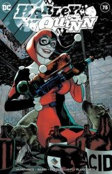DC Comics's Harley Quinn Issue # 75frankies-a
