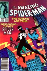 Marvel Comics's The Amazing Spider-Man Issue # 252