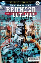 DC Comics's Red Hood and the Outlaws Issue # 14