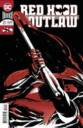 DC Comics's Red Hood and the Outlaws Issue # 27