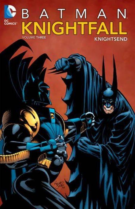 Batman Knightfall Vol. 03,Varios autores,DC Comics  tienda de comics en México distrito federal, venta de comics en México df